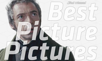 2013 Oscars Best Picture Infographics