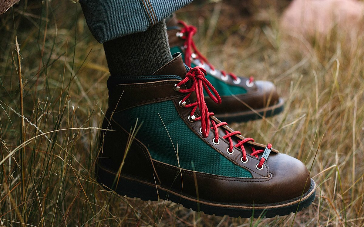Seven Stylish Hiking Boots | InsideHook