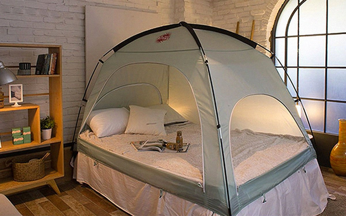 ddasumi bed tent on amazon | insidehook
