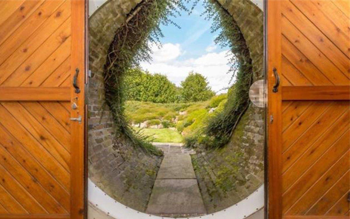 underhill hobbit house in huddersfield up for sale insidehook