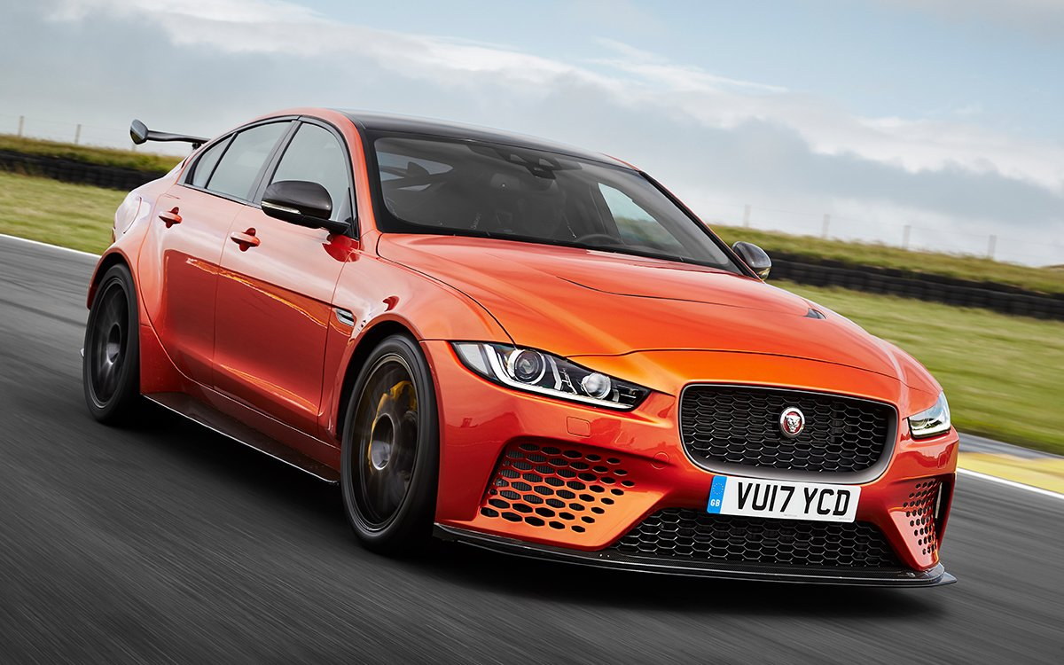 The New Jaguar Xe Sv Project Insidehook