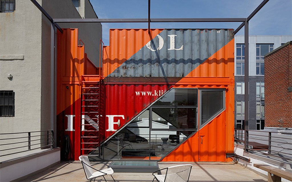 Insidehook travel news health fashion for men in new - Container homes chicago ...