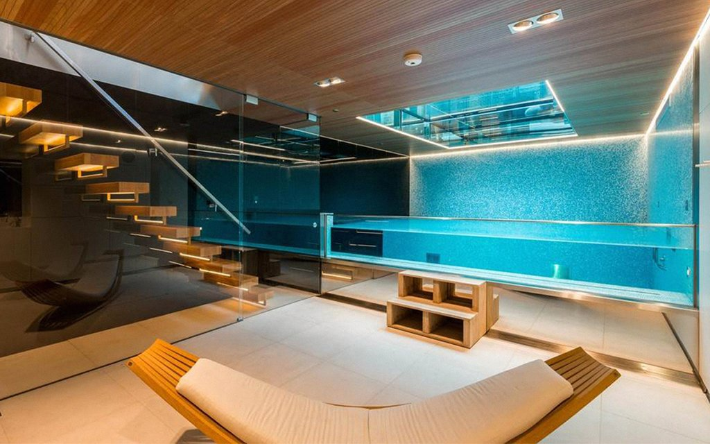 Insidehook travel news health fashion for men in new for Basement swimming pool ideas