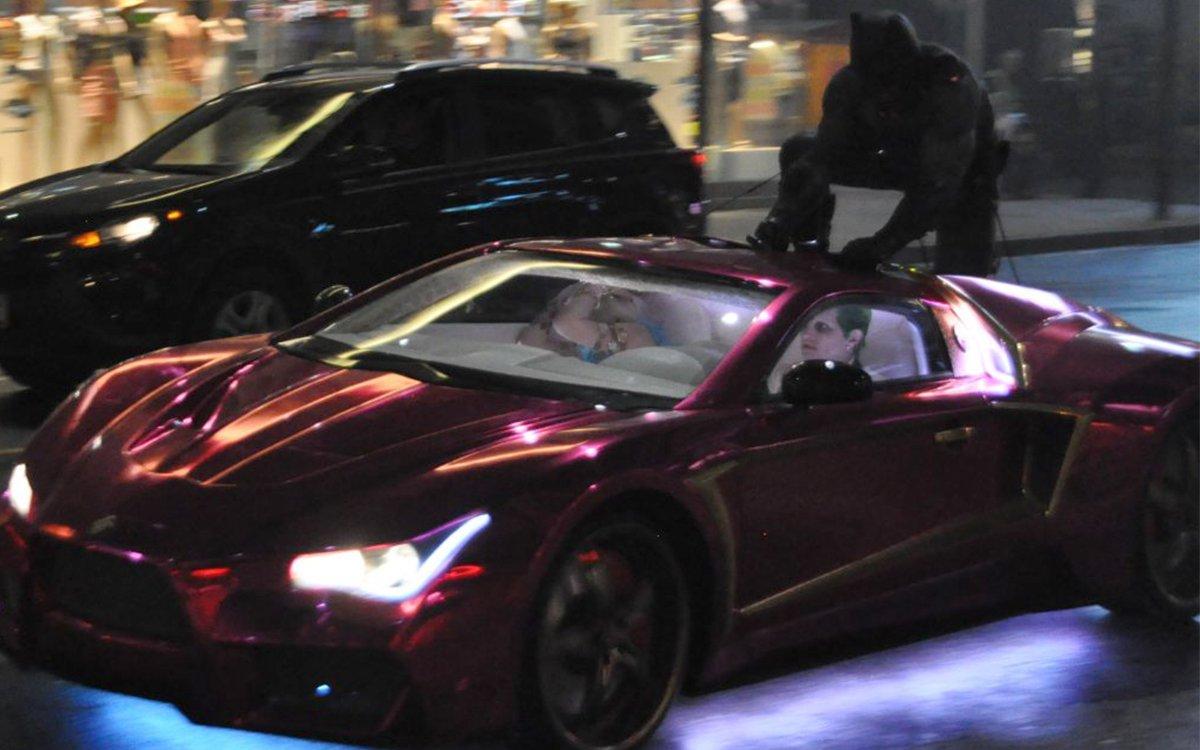 Joker S Suicide Squad Car From Vaydor Exotics In Florida Insidehook