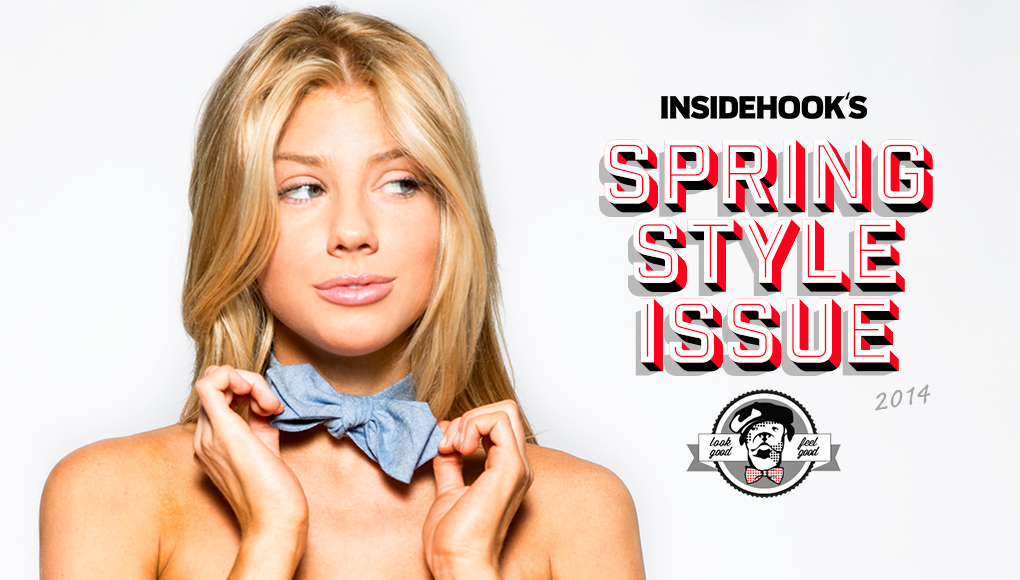 Spring Style Issue 2014 - Cover